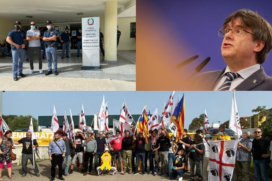 Carles Puigdemont arrestato in Sardegna, a Sassari l'udienza per l'estradizione del leader catalano