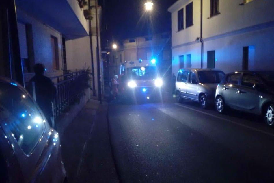 Villacidro: ruba una moto e va a schiantarsi contro un muro