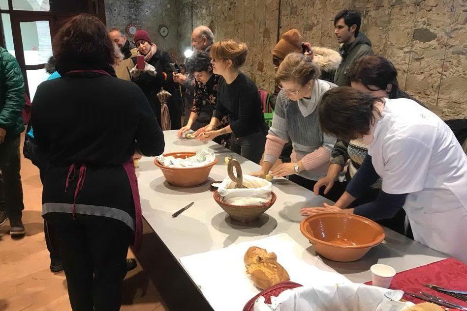 """""""Le vie del pane"""" a Settimo San Pietro: un successo"""