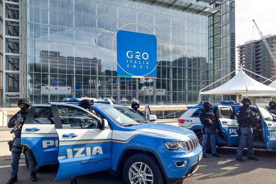 G20 a Roma, scatta il protocollo di sicurezza: scuole chiuse