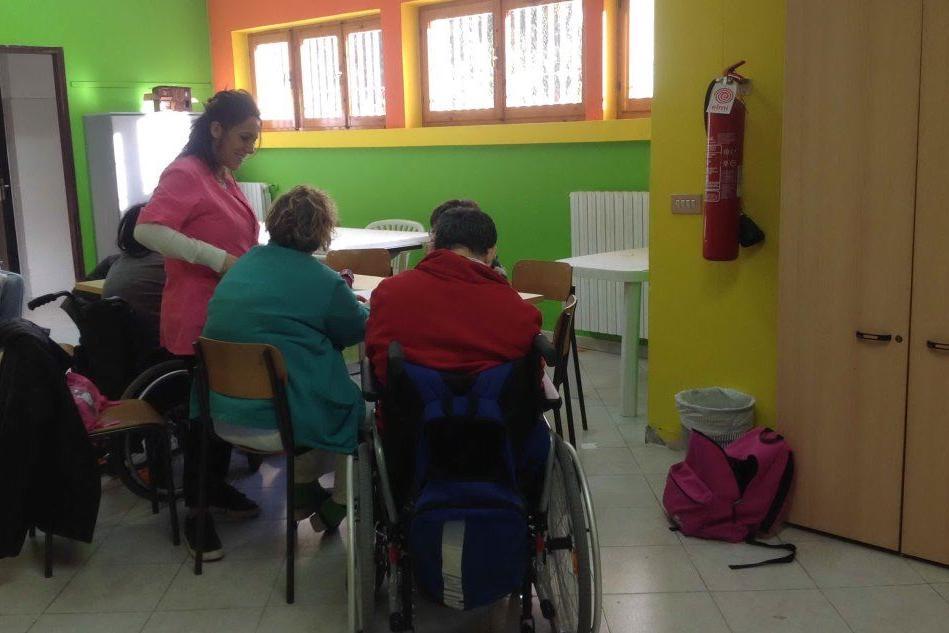 Macomer, il Centro Diurno Disabili apre le porte ai cittadini