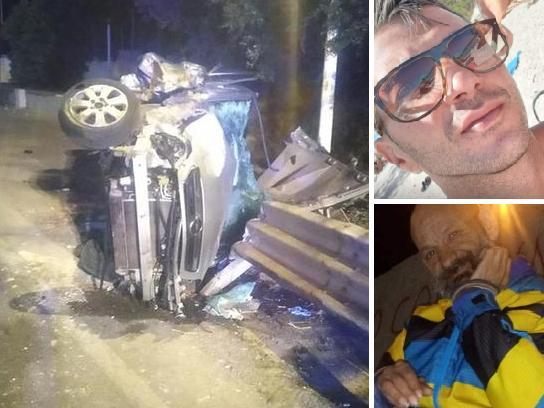 Sassari, tragedia della strada a Li Punti: due vittime