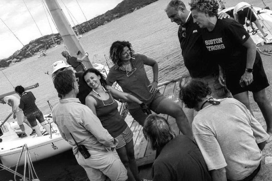 In barca a La Maddalena dopo il cancro: cercasi 150 donne per uno studio sulla velaterapia
