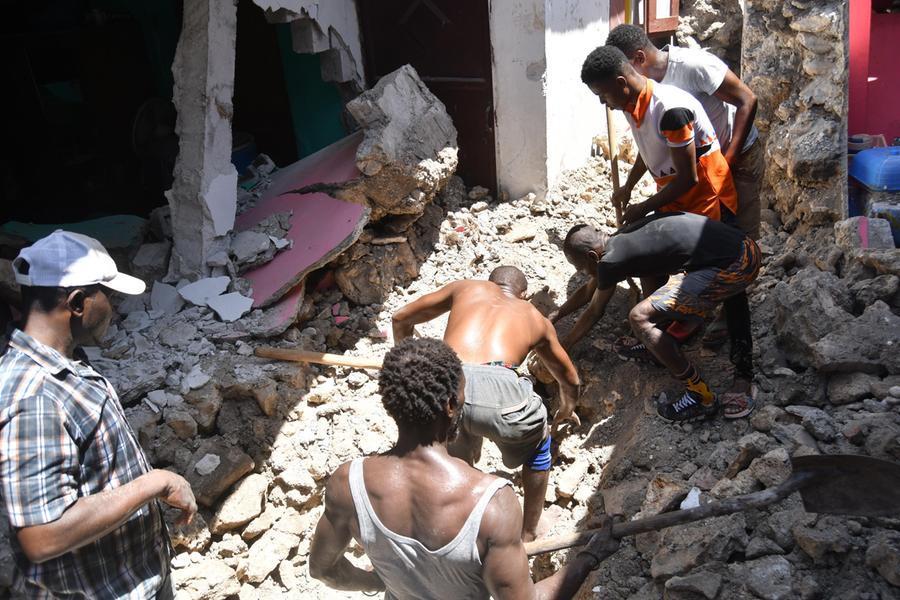Haiti, nuovo incubo terremoto: le vittime sono più di settecento