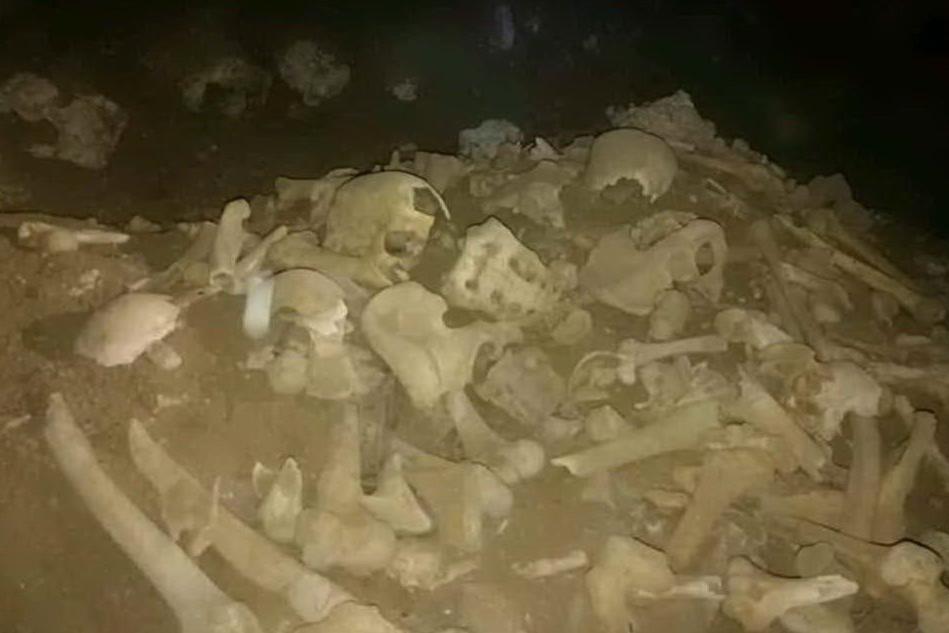 Il fitto mistero dei cumuli di ossa a Carbonia e Sant'Antioco