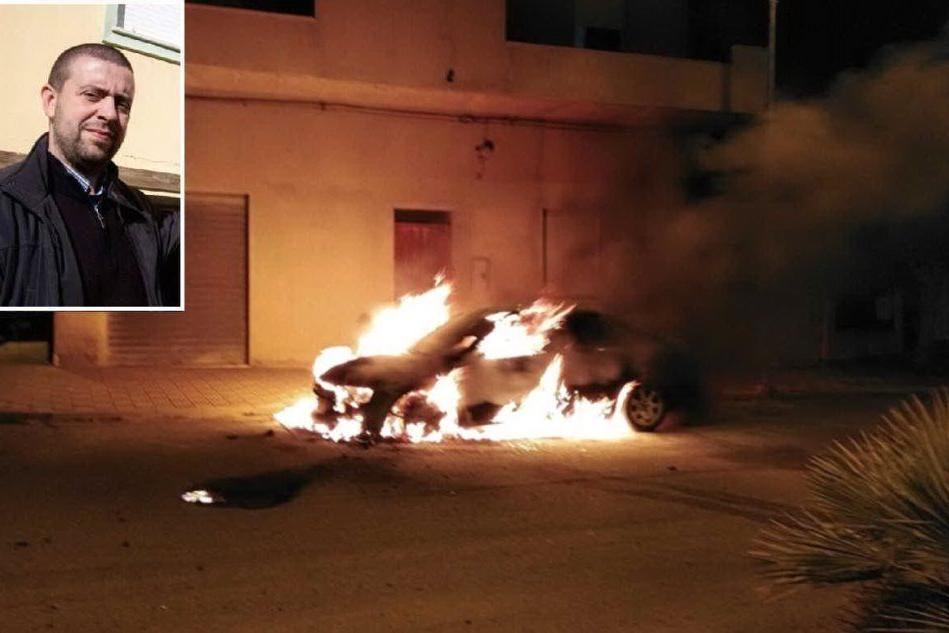 Cardedu, sindaco nel mirinoLa sua auto data alle fiamme