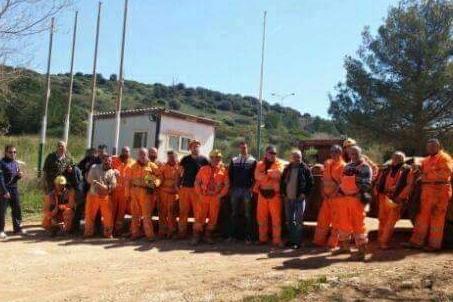 Olmedo, per i minatori si prospetta la proroga del contratto con Igea