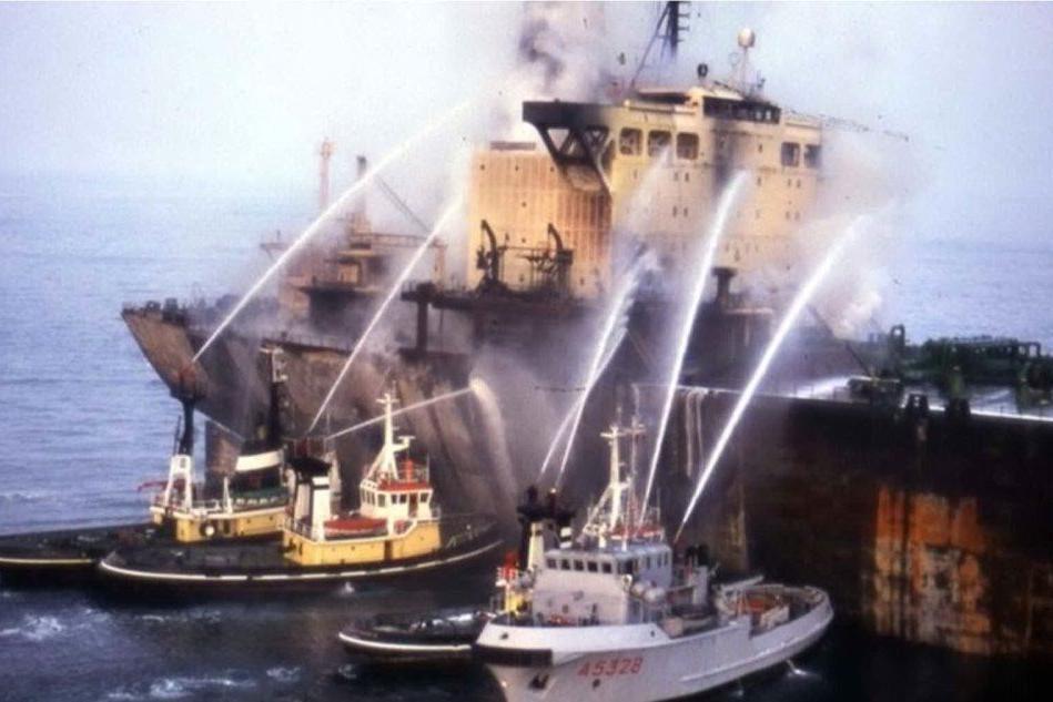 Trent'anni fa la tragedia della Moby Prince