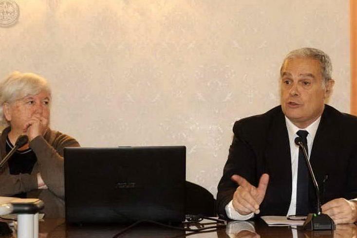 Mauro Carta e Maria Del Zompo (foto ufficio stampa)