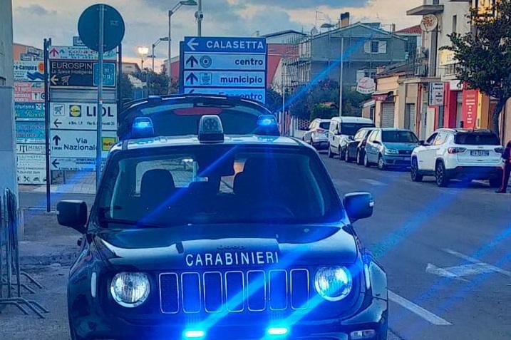 Marijuana e bilancino, nei guai a Calasetta