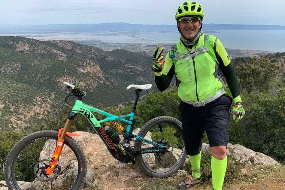 """Sarroch: """"Porto i turisti a scoprire i monti in sella alle bici elettriche"""""""