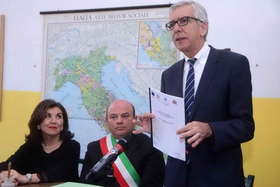 Sassari, accordo tra Comune e Regione: 15 milioni per riqualificare la città