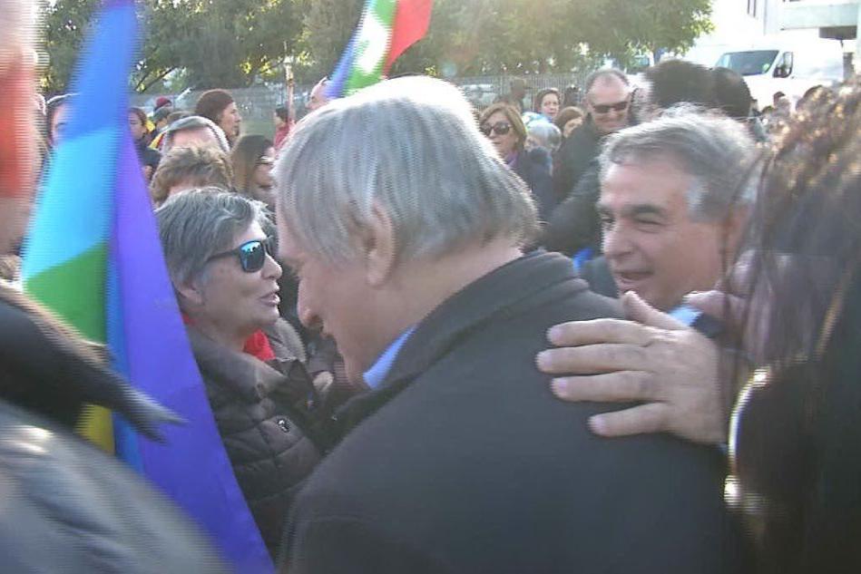 Villacidro, duemila in marcia per la pace