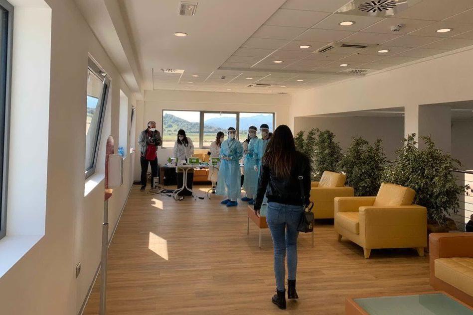 A Olbia l'inaugurazione dell'Health testing center