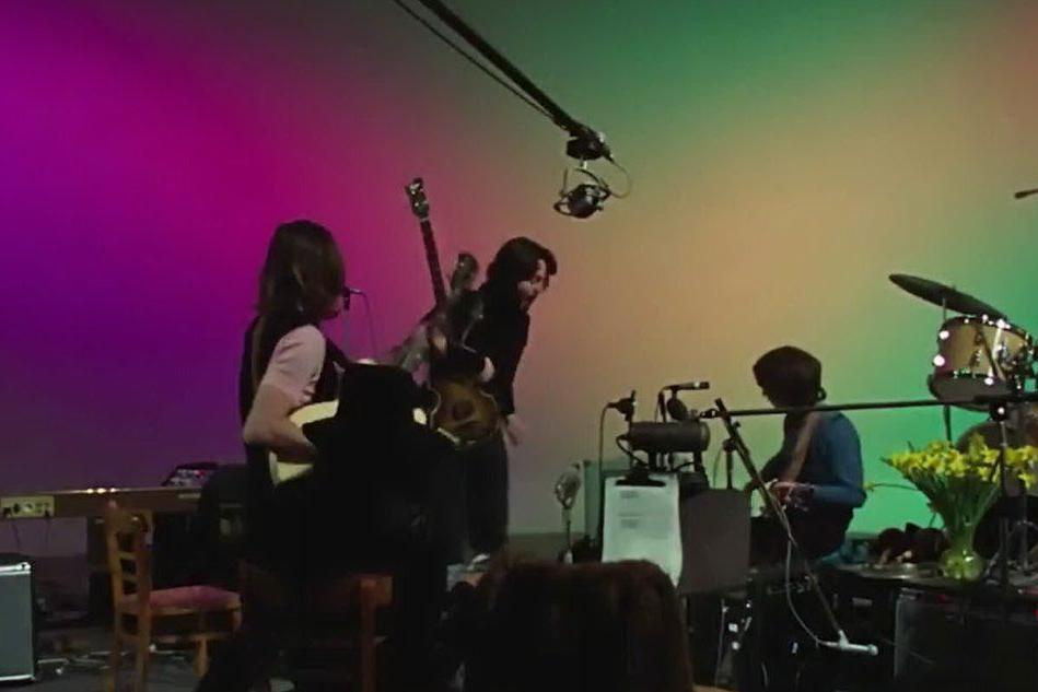 I Beatles visti da Peter Jackson: le prime immagini del film