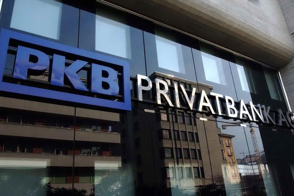 Manager della banca Pkb hanno portato in Svizzera 409 milioni di euro