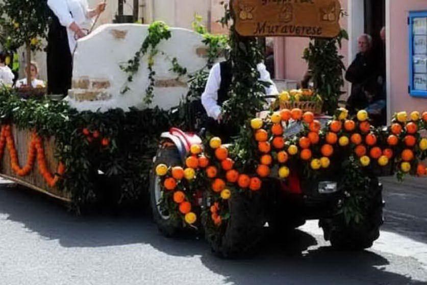 Muravera, salta la sagra degli agrumi per il secondo anno consecutivo