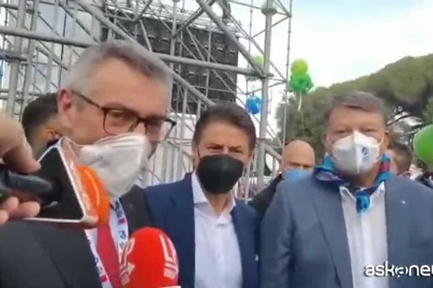 """Landini: """"La piazza conferma la domanda di democrazia del Paese"""""""