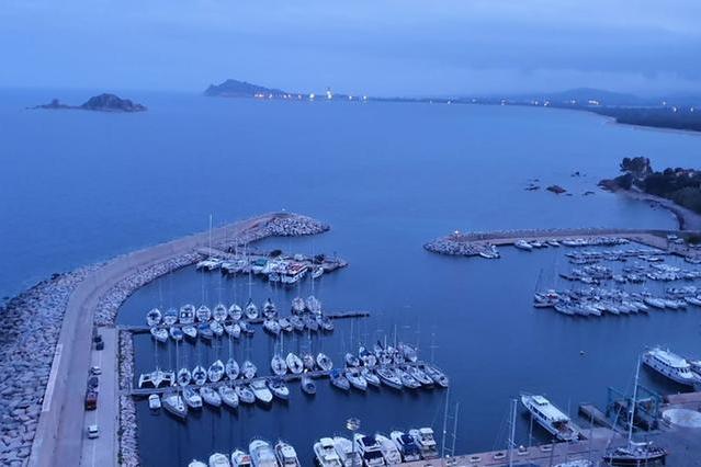 Il porto di Santa Maria Navarrese pronto per ildopo Covid
