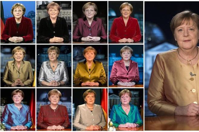 Angela Merkel, il lungo addio
