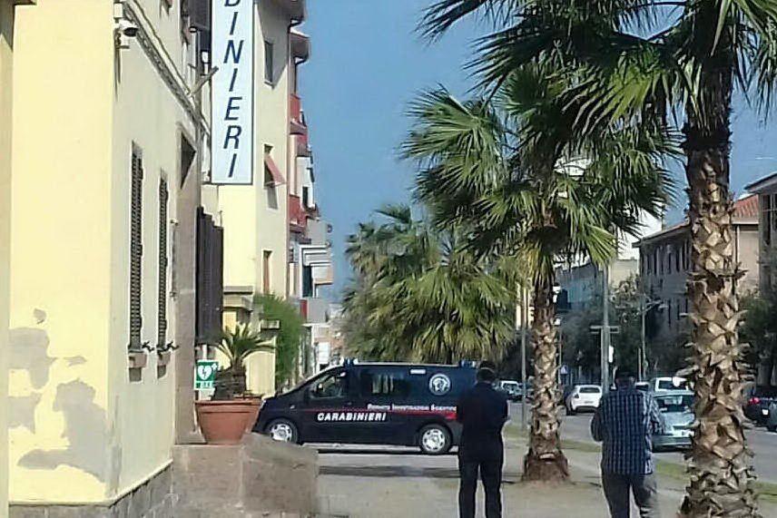 Furto e tentata rapina: due arresti nella notte a Carbonia