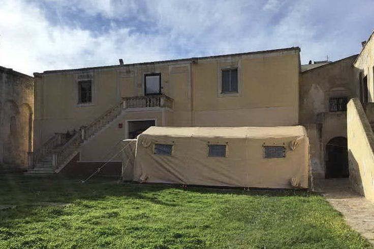 Vaccini anti-Covid: prime dosi nella casa di riposo Biccheddu-Deroma a Porto Torres