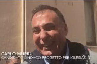 Iglesias, il candidato sindaco Carlo Murru parla di Sanità