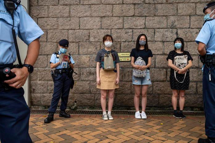 La Polizia di Hong Kong ha arrestato 4 promotori della veglia di Tienanmen