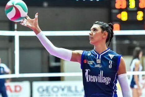 Volley, Hermaea Olbia e Sara Angelini ancora insieme