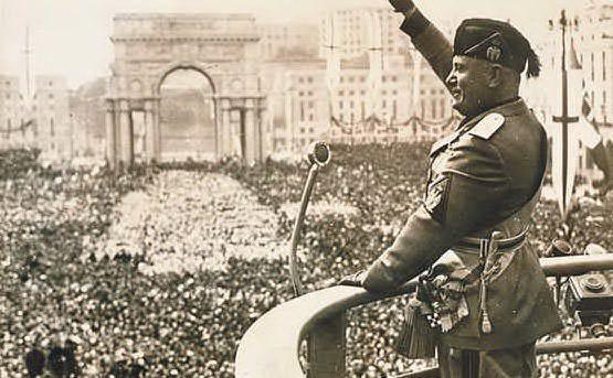 Durante il ventennio fascista, le pagine del giornale sono state pubblicate clandestinamente