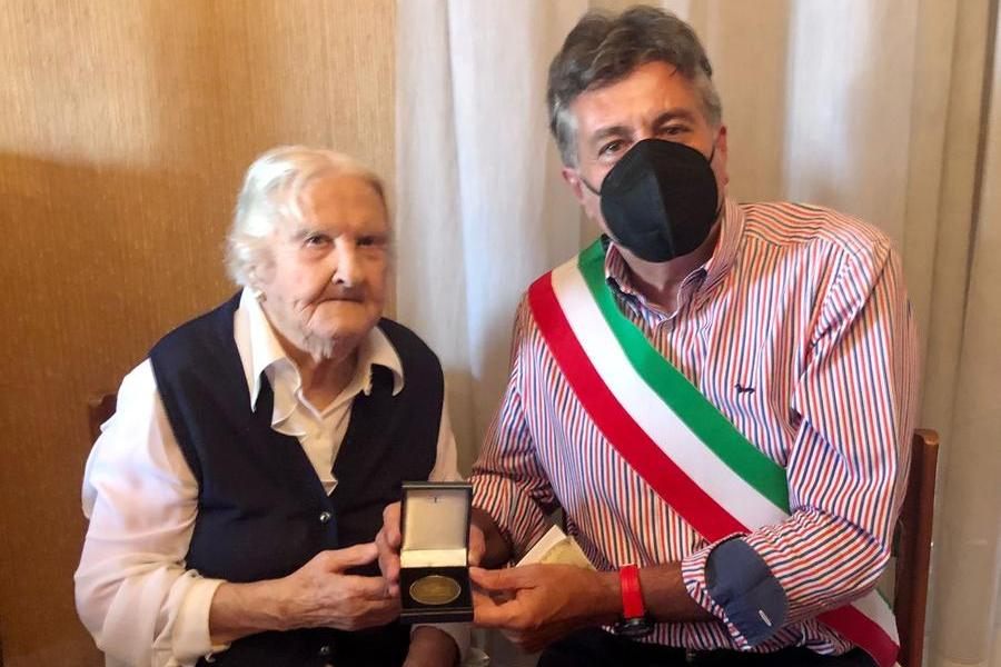 A Cagliari i festeggiamenti per la nuova centenaria