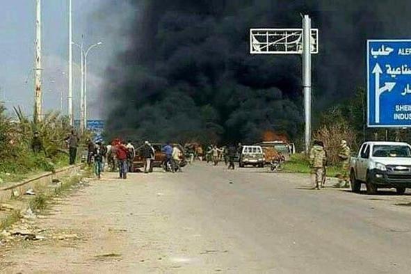 Attacco a un bus dell'esercito a Damasco, numerose le vittime