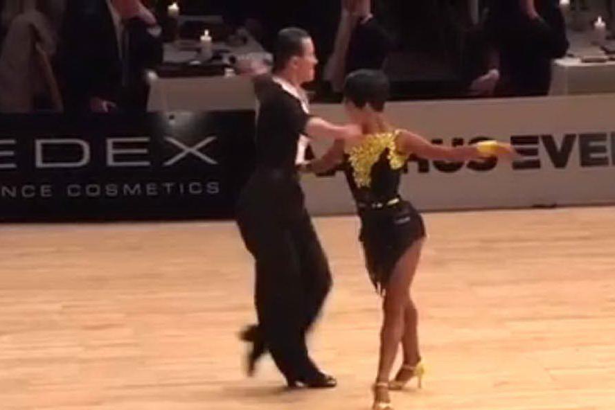 Il ballo, che passione