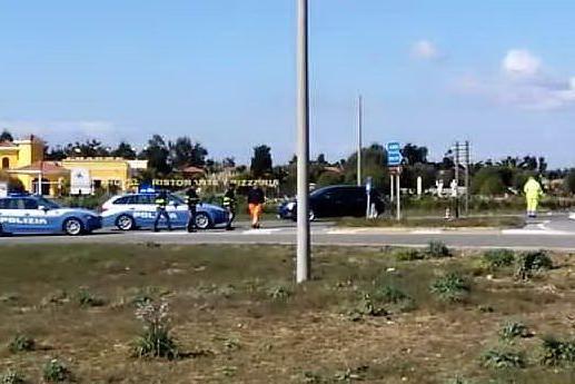 Monserrato, motociclista muore nello scontro con un'auto