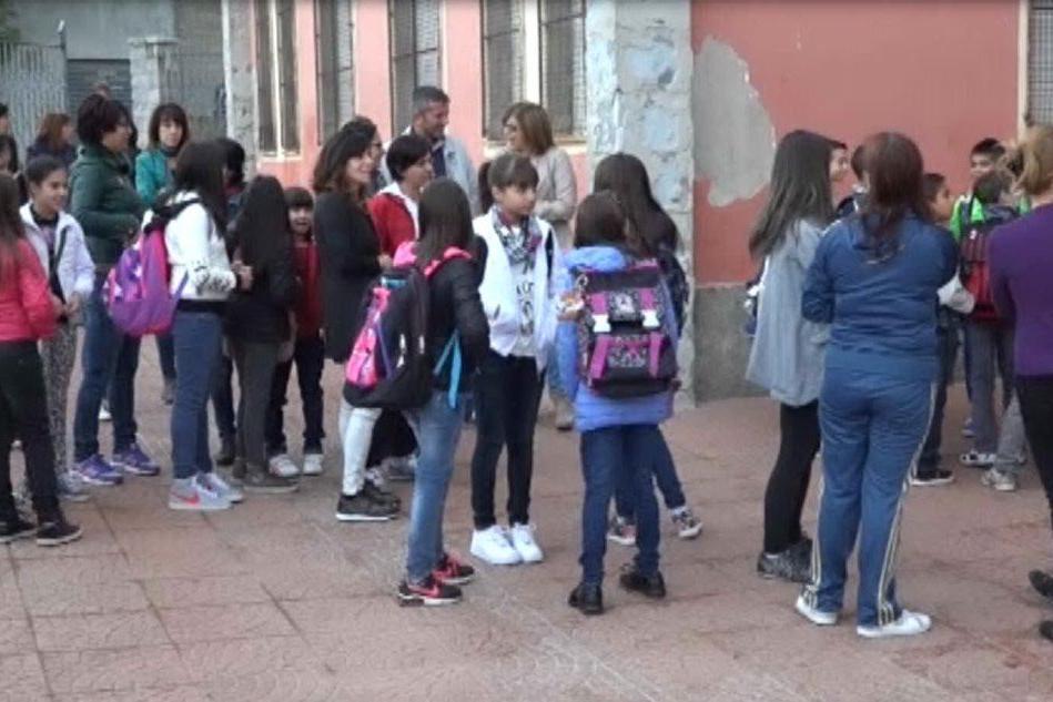 A Fonni primo giorno di scuola per 28 studenti delle medie