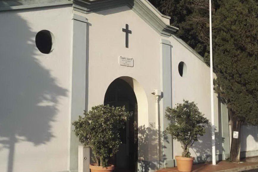 Sarroch, terminati i lavori di ristrutturazione del cimitero