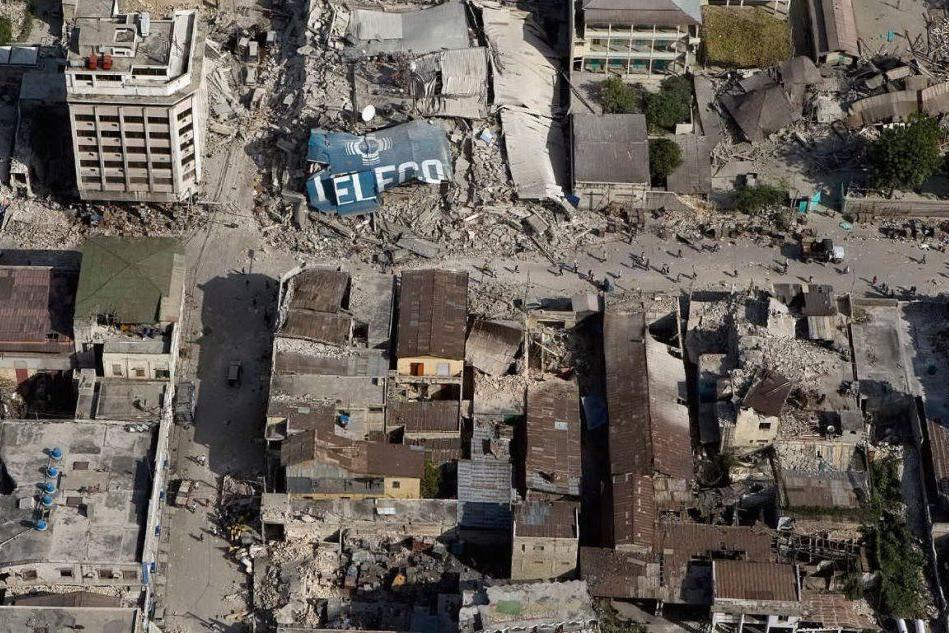 #AccaddeOggi: 12 gennaio 2010, forte terremoto ad Haiti con oltre 230mila vittime