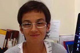 La ricercatrice Laura Poliseno