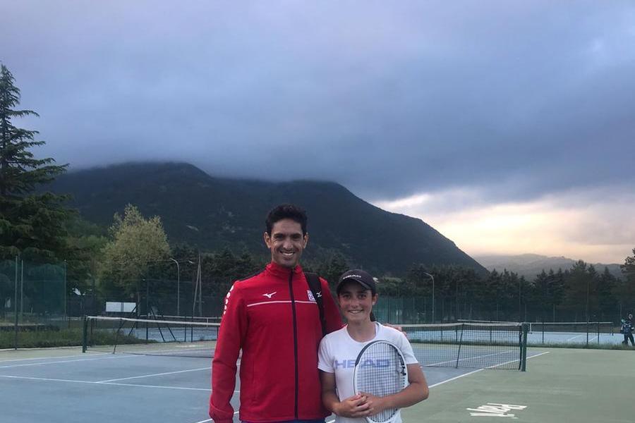 Tennis, un coach argentino per il Tc Cagliari