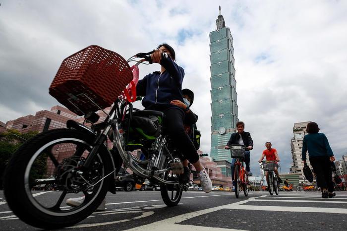 Terremoto di magnitudo 6.5 colpisce Taiwan