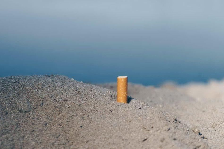 San Vero Milis: sigarette e plastica vietate in spiaggia