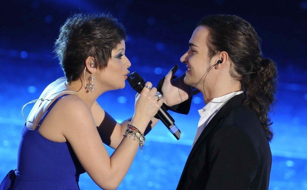 Il duetto con Alessandra Amoroso