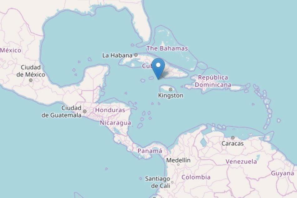 Terremoto tra Cuba e la Giamaica: scatta l'allerta tsunami