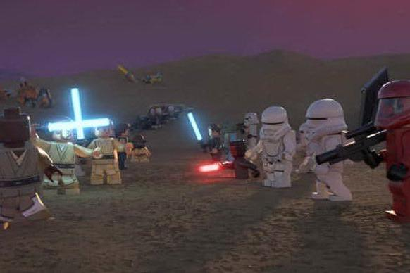 """""""Lego Star Wars Christmas Special"""", le prime immagini del trailer"""
