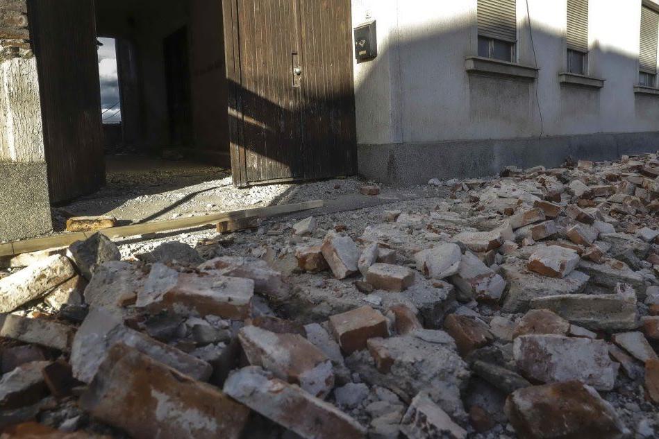 """Terremoto in Croazia: """"Una scossa pazzesca, come nei film"""""""