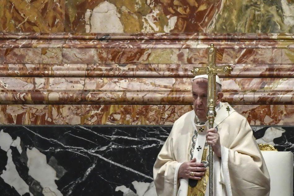 """Papa Francesco: """"Sono vicino ai giovani di tutto il mondo"""""""