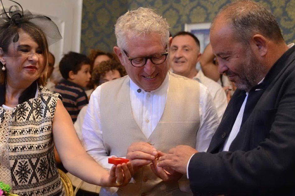 Sassari, prime nozze gay in SardegnaTra gli invitati anche la senatrice Cirinnà