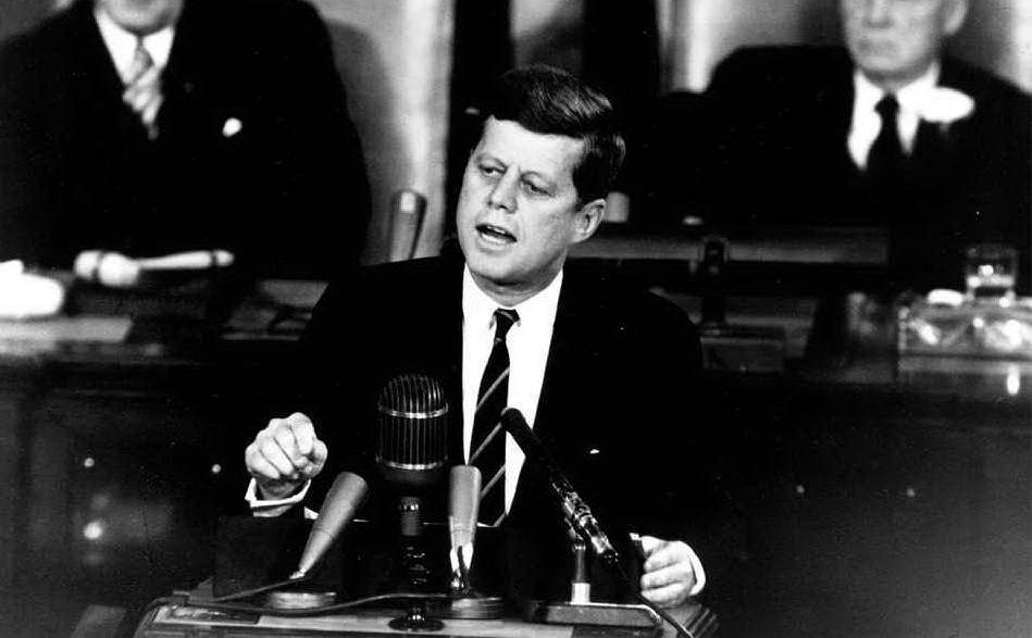#AccaddeOggi: 22 novembre 1963, viene assassinato John Fitzgerald Kennedy