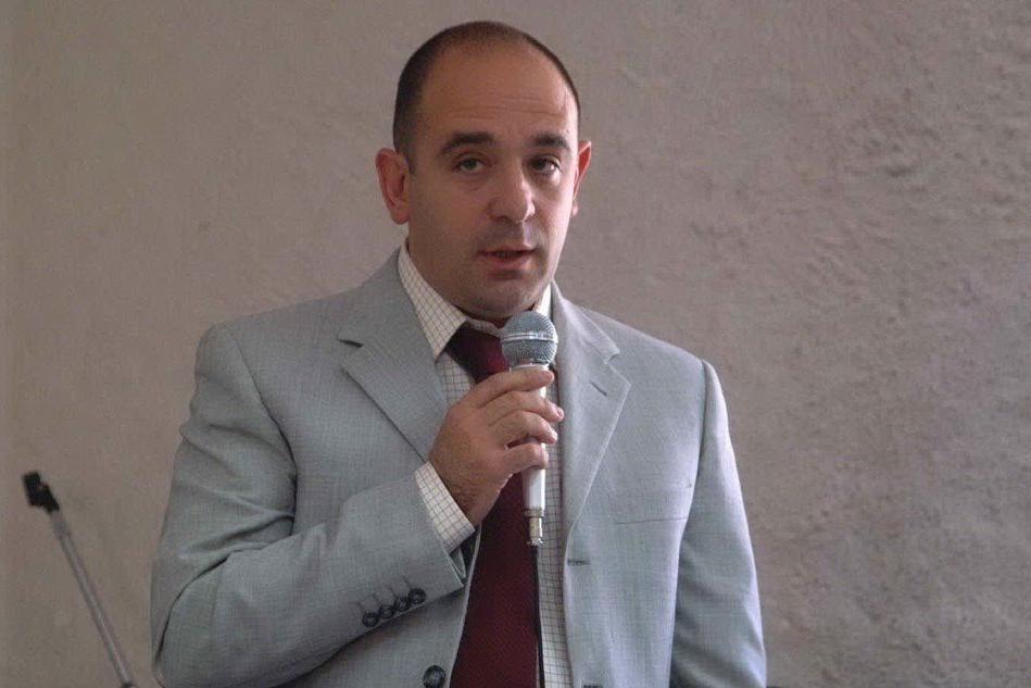 L'ex sindaco di Buddusò Giovanni Satta