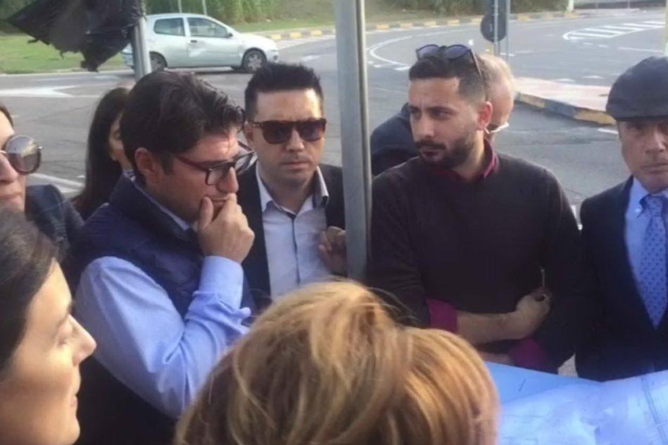 Nuovo stadio Cagliari: il dibattito durante il sopralluogo